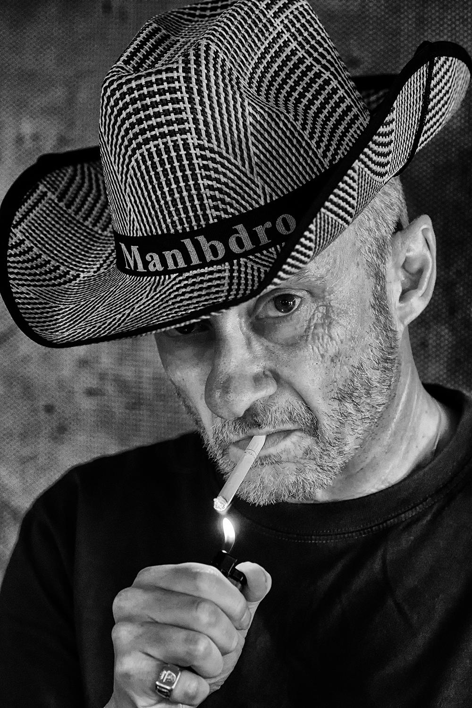 Bernard Menettrier de Jollin, portrait by Steve McCurry